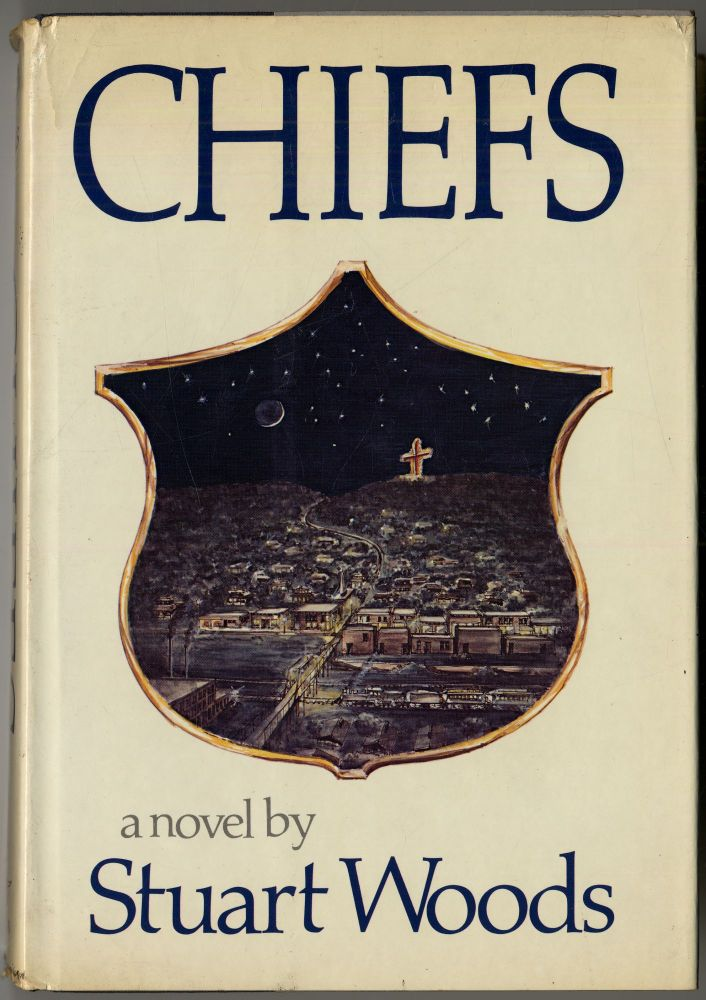 Chiefs. Stuart WOODS.