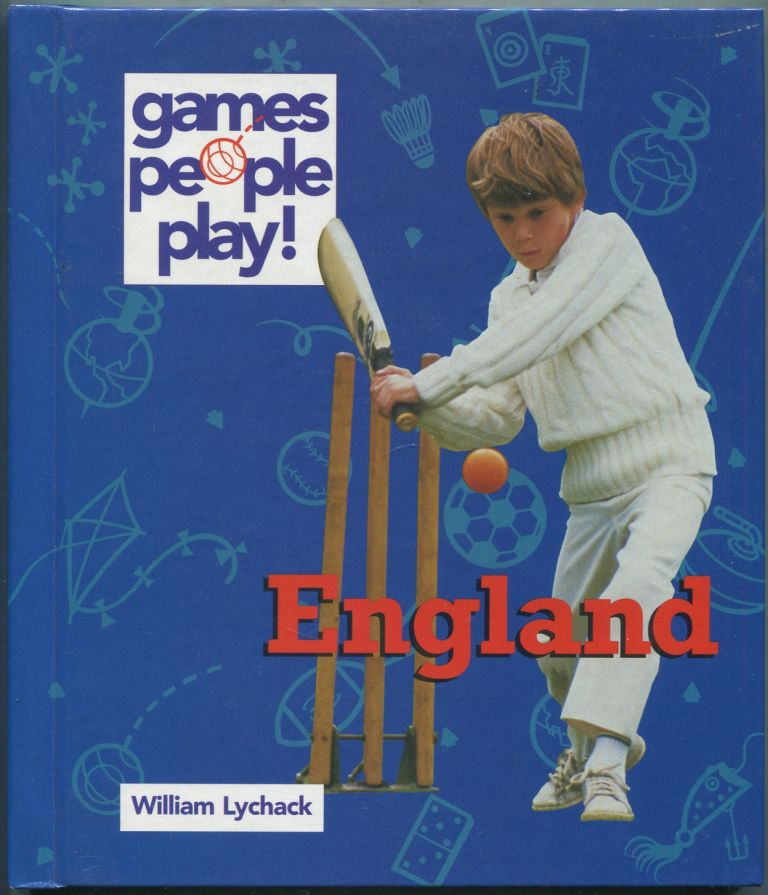 Games People Play! England. William LYCHACK.