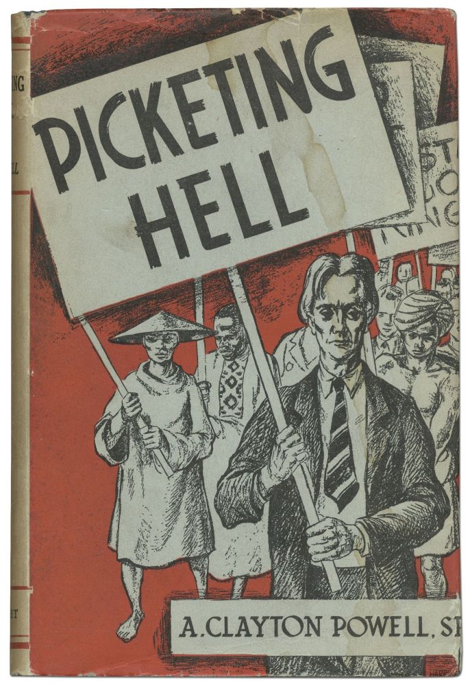 Picketing Hell: A Fictitious Narrative