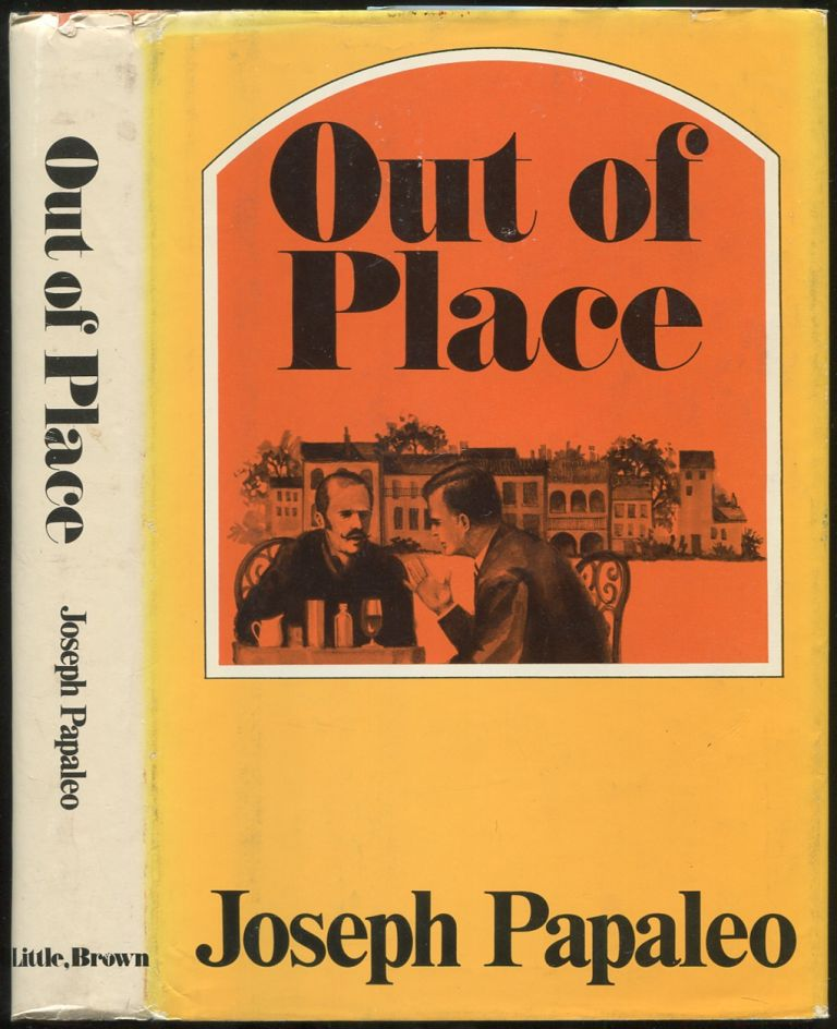 Out of Place. Joseph PAPALEO.