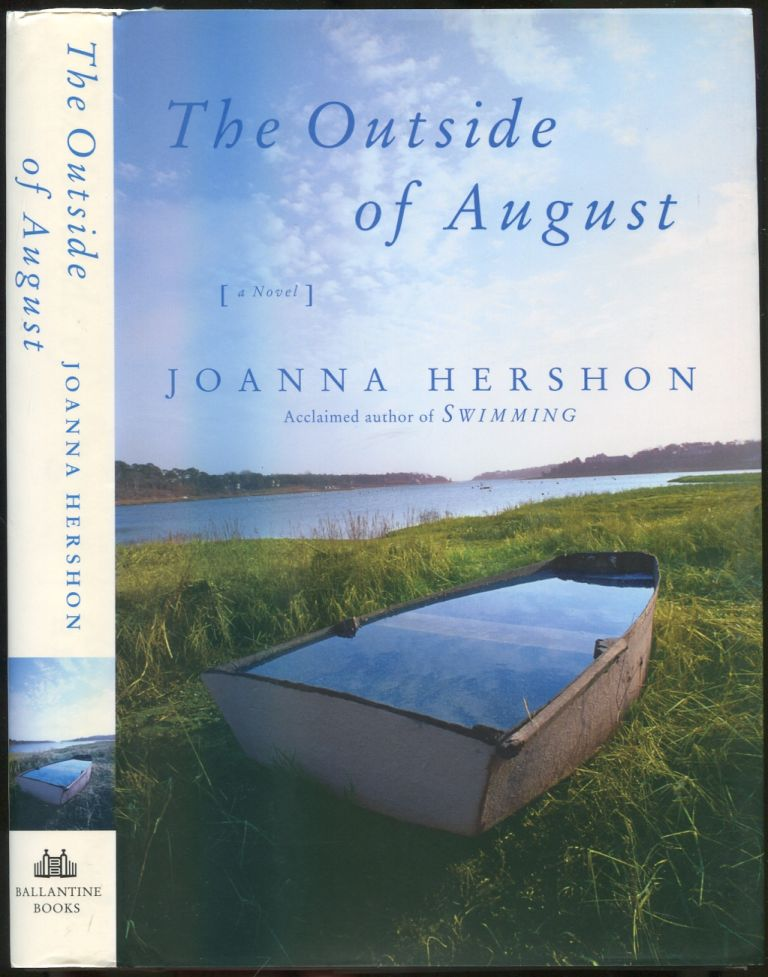 The Outside of August. Joanna HERSHON.