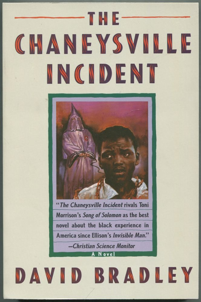The Chaneysville Incident. David BRADLEY.