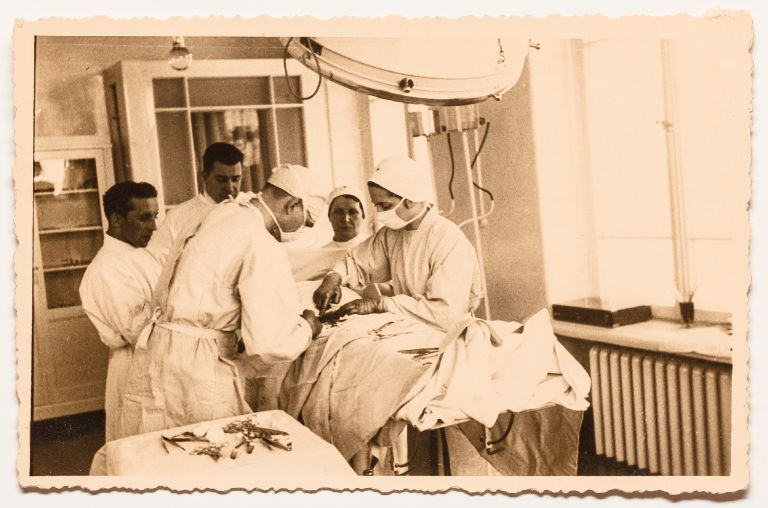 [Loose Photographs]: Operating Room