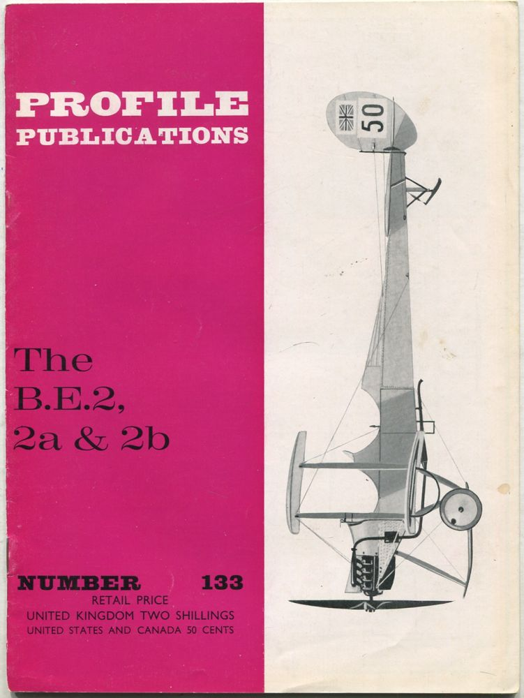 Profile Publications: The B.E.2, 2a & 2b: Number 133