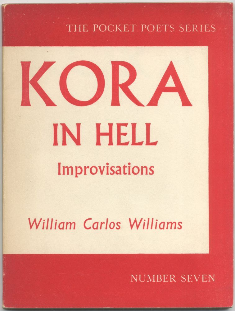 Kora in Hell: Improvisations