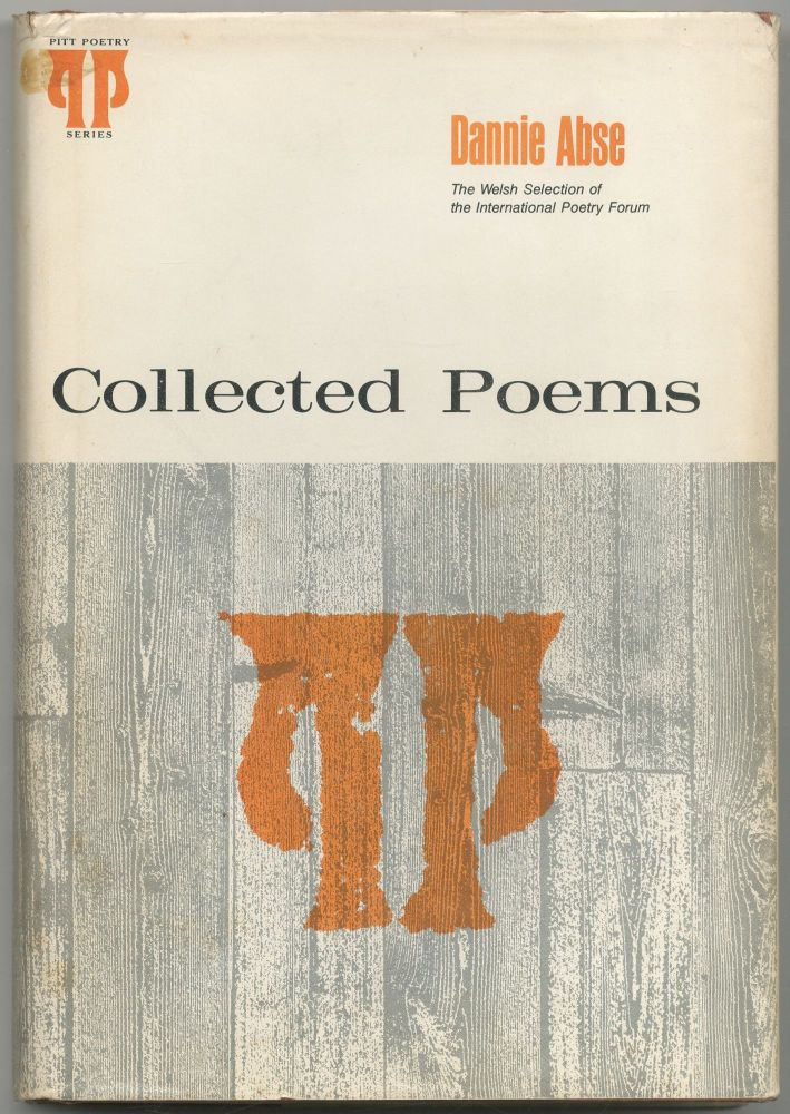 Collected Poems 1948-1976. Dannie ABSE.