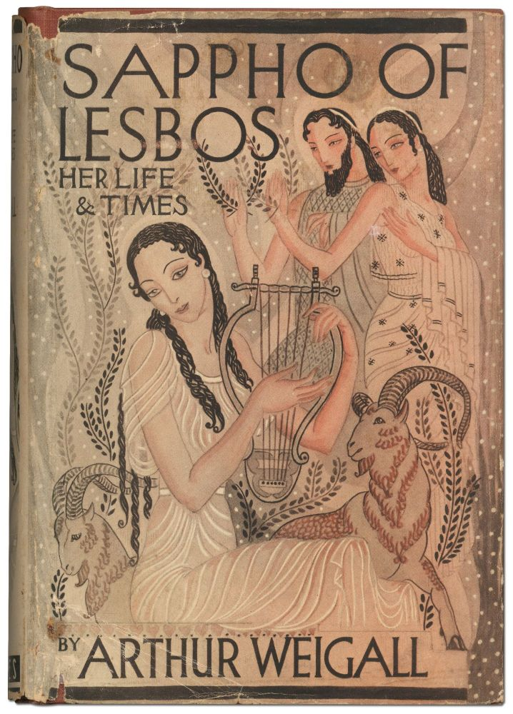 Sappho of Lesbos Her Life and Times