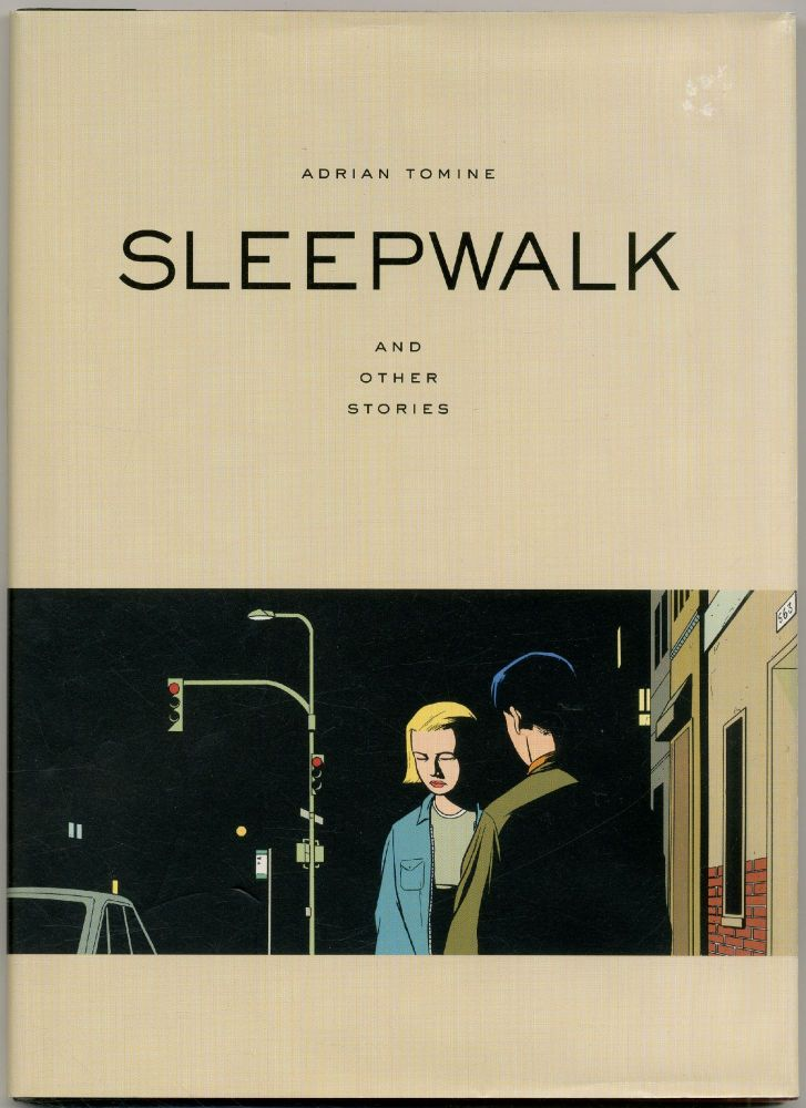 Sleepwalk and Other Stories. Adrian TOMINE.