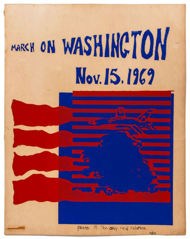 [Broadside]: March on Washtingon Nov. 15, 1969