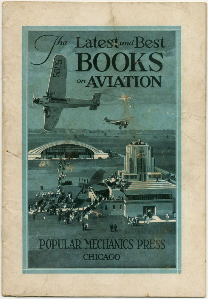 (Catalog): The Latest and Best Books on Aviation