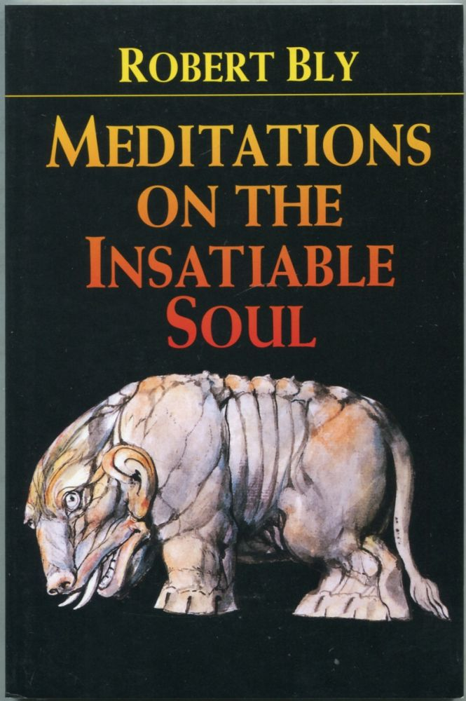 Meditations on the Insatiable Soul. Robert BLY.