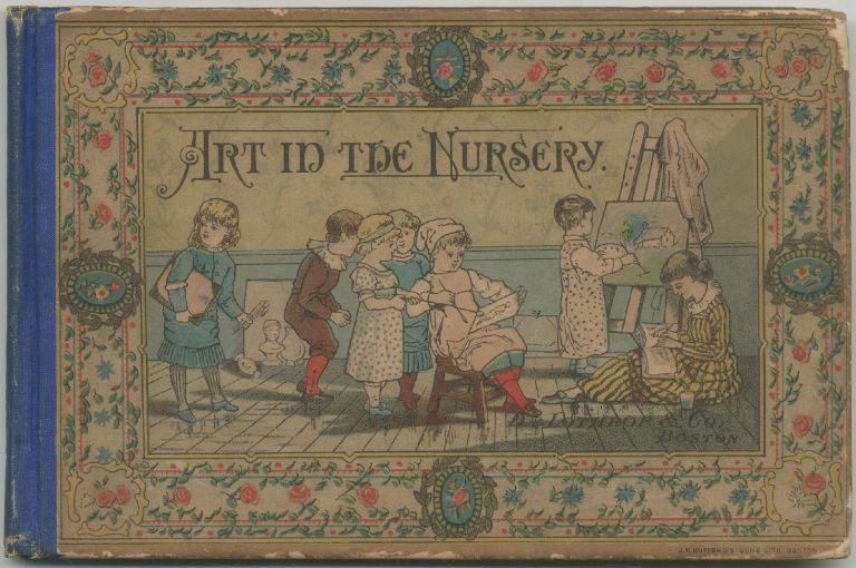 Art in the Nursery: Pictures for Baby to Draw and for Baby to Laugh At