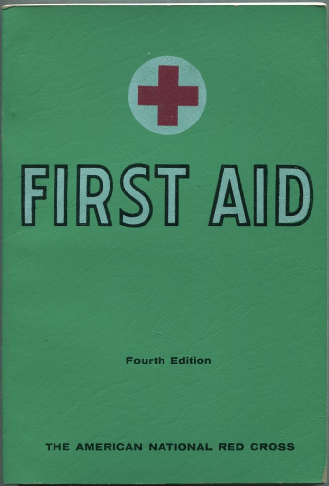 American Red Cross: First Aid Textbook