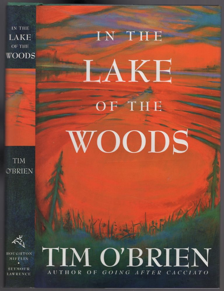 In the Lake of the Woods. Tim O'BRIEN.