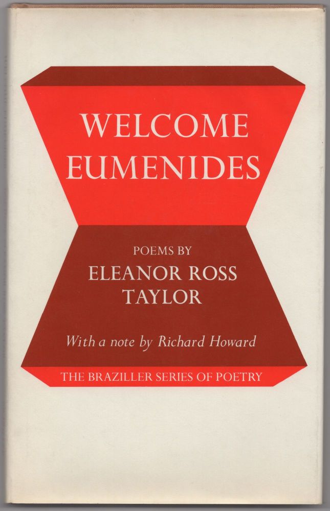 Welcome Eumenides. Eleanor Ross TAYLOR.
