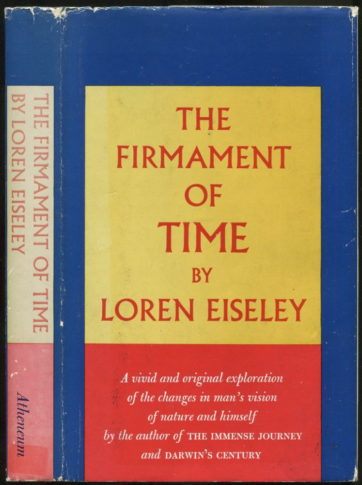 The Firmament of Time. Loren EISELEY.