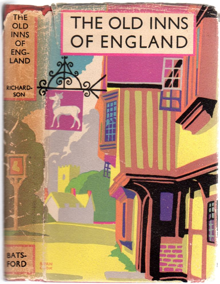 The Old Inns of England. A. E. RICHARDSON.