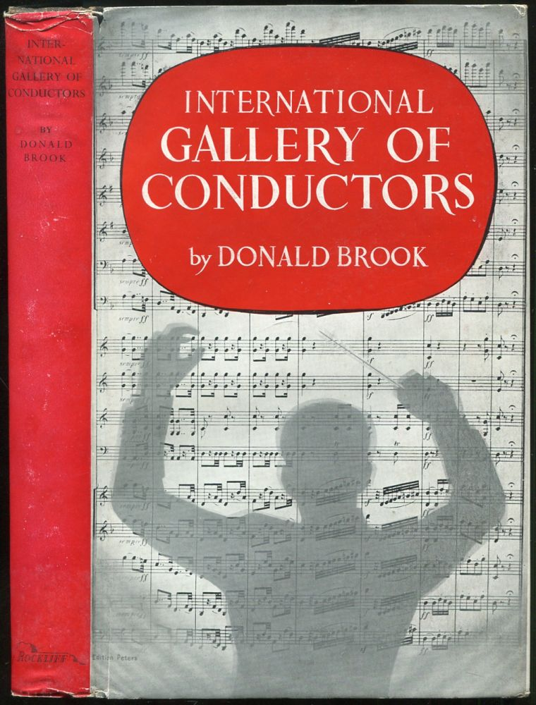 International Gallery of Conductors. Donald BROOK.
