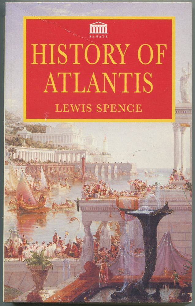 The History of Atlantis. Lewis SPENCE.