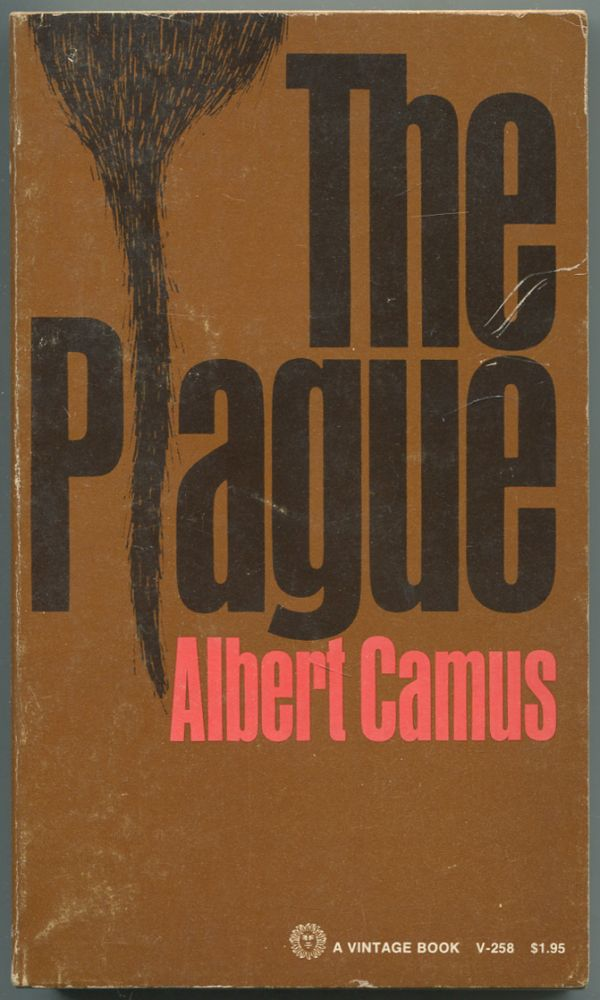 The Plague. Albert CAMUS.