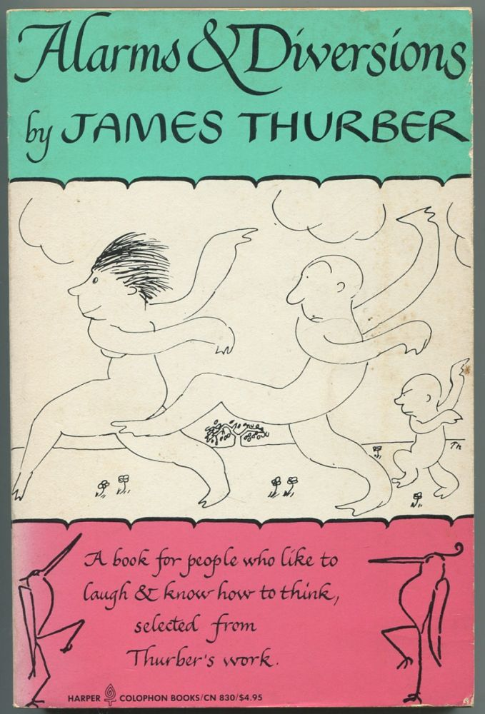 Alarms and Diversions. James THURBER.