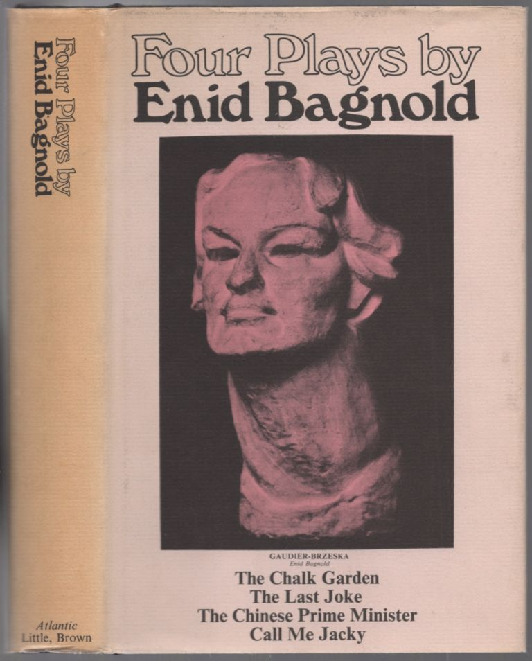 Four Plays. Enid BAGNOLD.