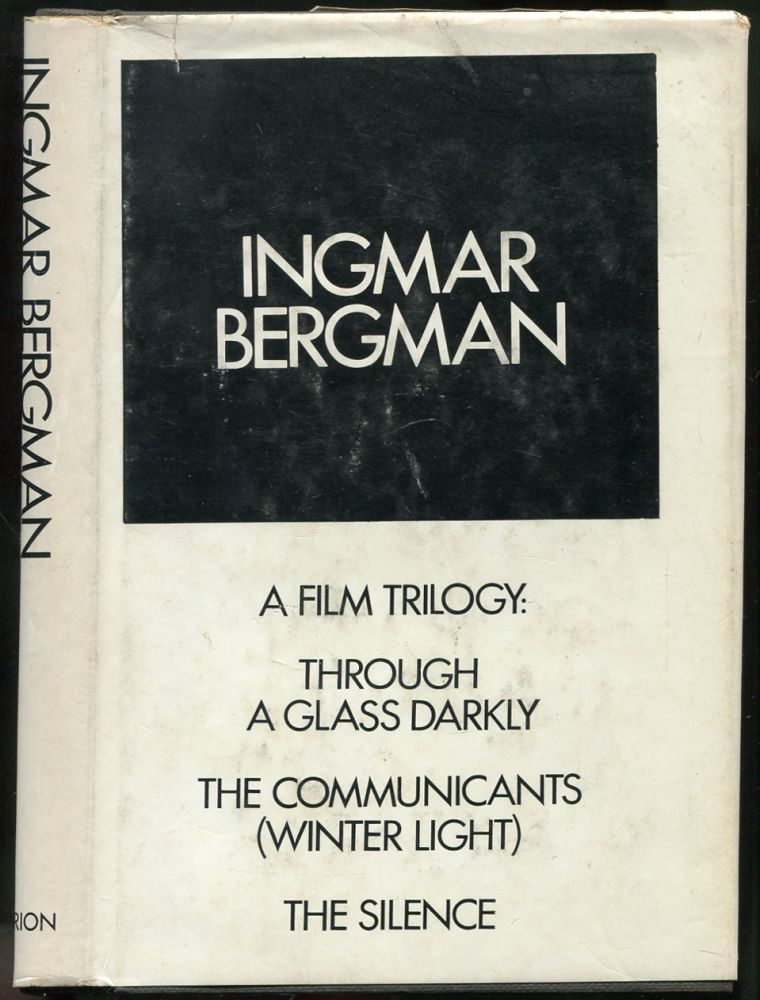 A Film Trilogy: Through the Glass Darkly, The Communicants (Winter Light), The Silence. Ingmar BERGMAN.