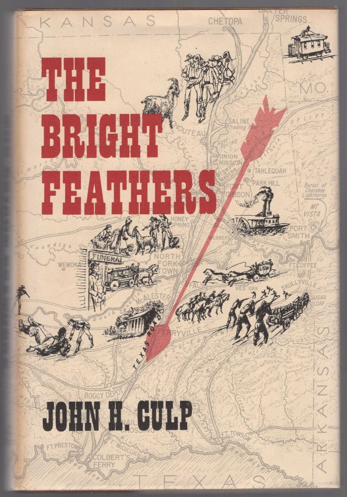 The Bright Feathers. John H. CULP.