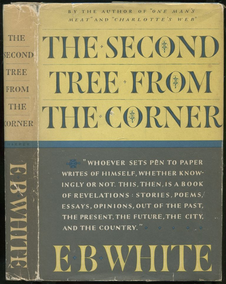 The Second Tree from the Corner. E. B. WHITE.