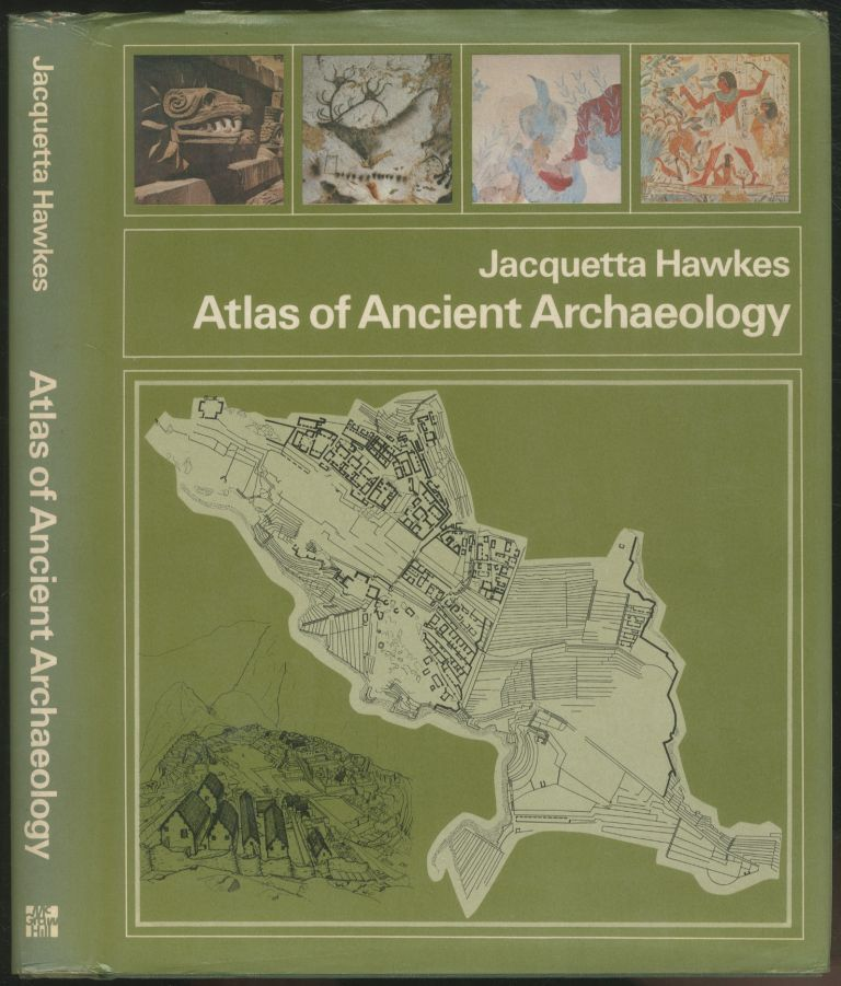 Atlas of Ancient Archaeology. Jacquetta HAWKES.