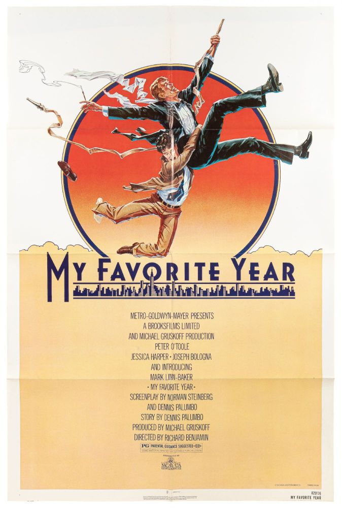 (Film Poster): My Favorite Year