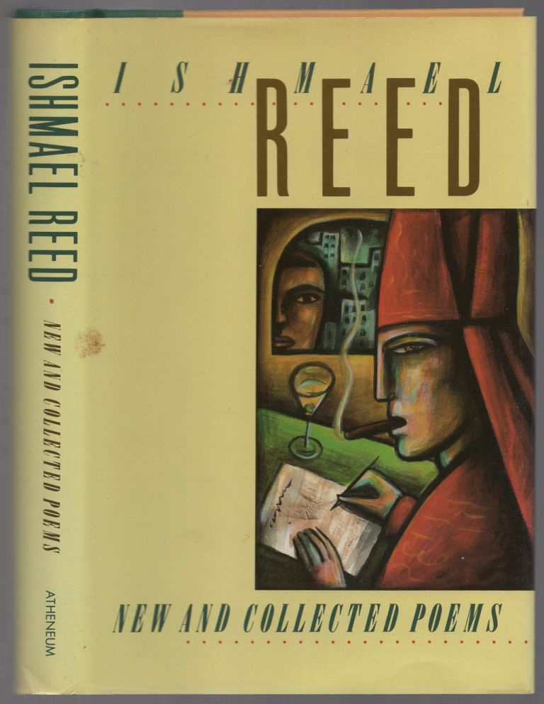 New and Collected Poems. Ishmael REED.