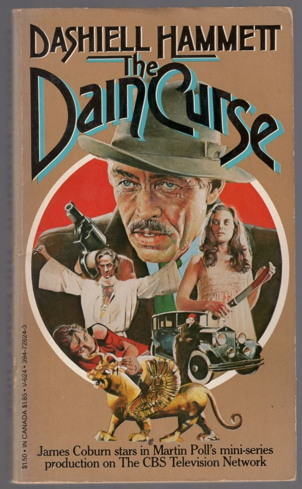The Dain Curse. Dashiell HAMMETT.