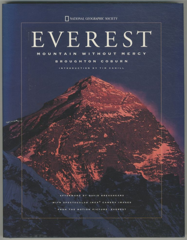 Everest. Mountain Without Mercy. Broughton COBURN.