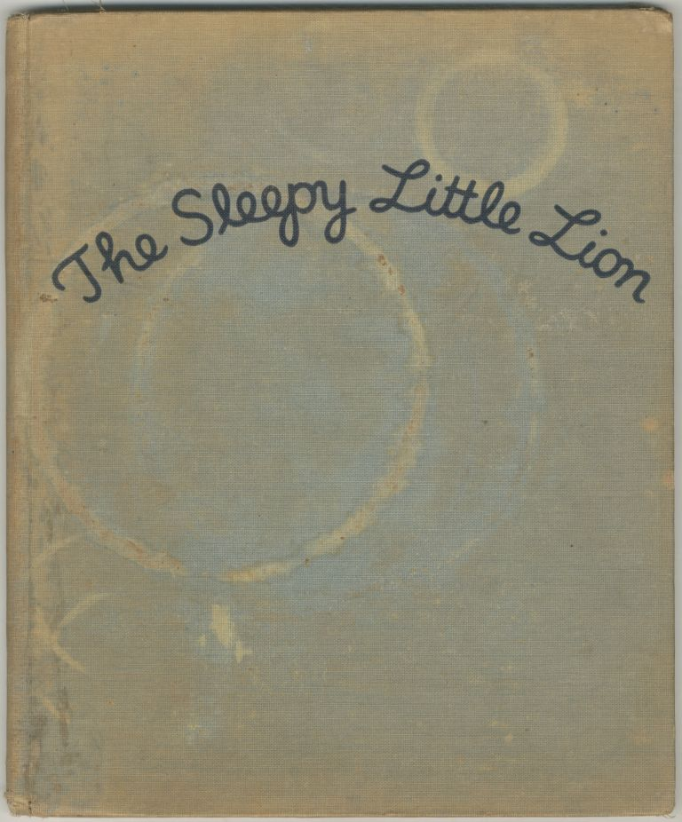 The Sleepy Little Lion. Margaret Wise BROWN.