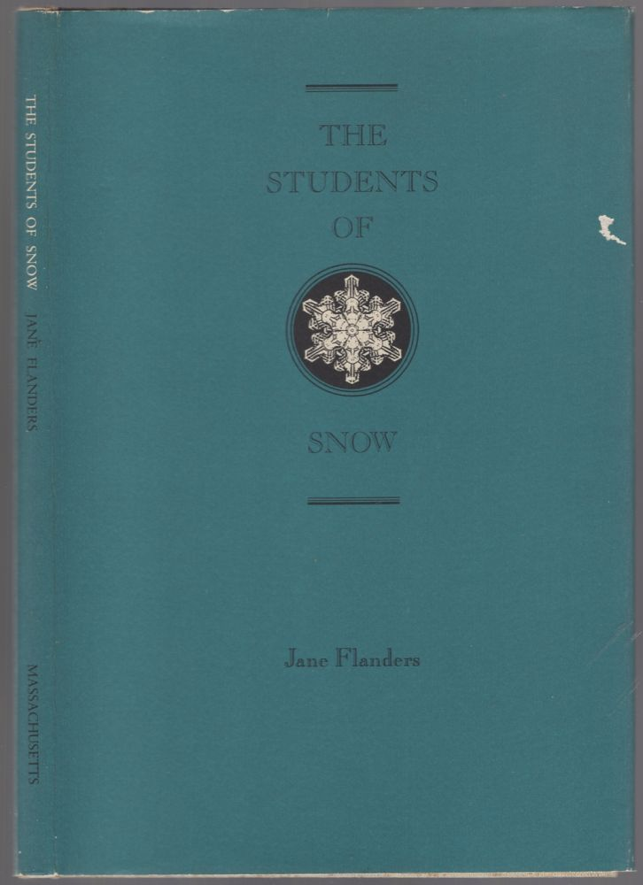 The Students of Snow. Jane FLANDERS.