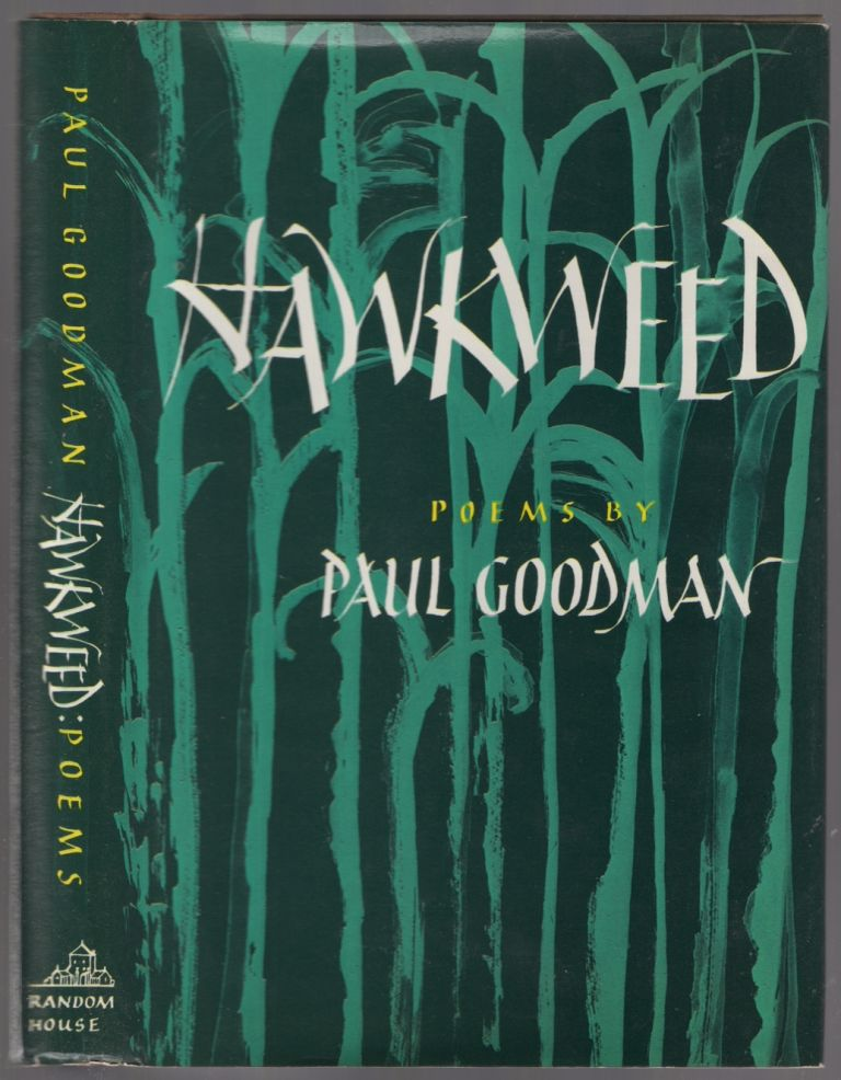 Hawkweed. Paul GOODMAN.
