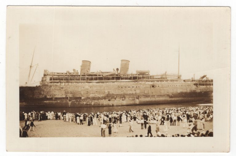 (Photograph): The Morro Castle. Asbury Park, N.J.