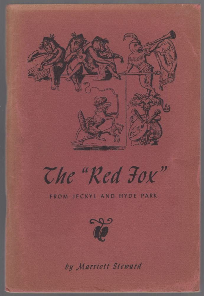 """The Red Fox"" from Jeckyl and Hyde Park"