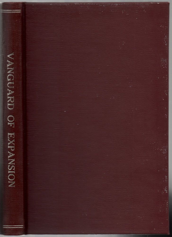Vanguard of Expansion: Army Engineers in the Trans-Mississippi West, 1819-1879. Frank N. SCHUBERT.