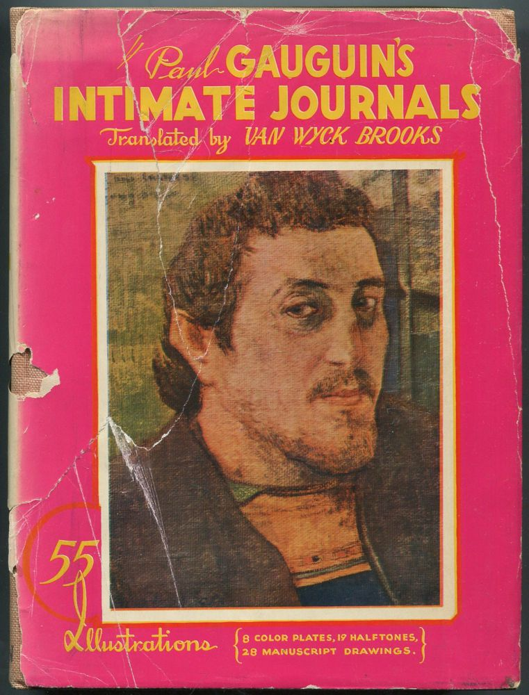 Paul Gauguin's Intimate Journals. Van Wyck BROOKS.
