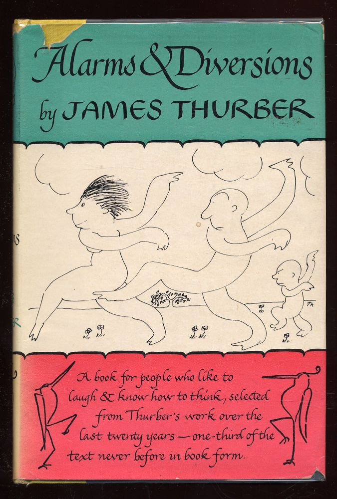 Alarms & Diversions. James THURBER.