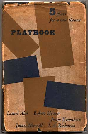 Playbook: Five Plays for A New Theater