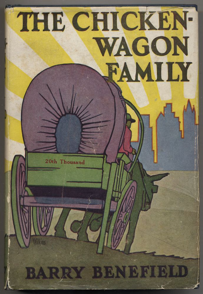 The Chicken-Wagon Family. Barry BENEFIELD.