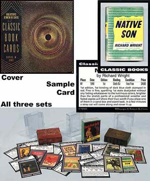 Classic Book Cards Series 3