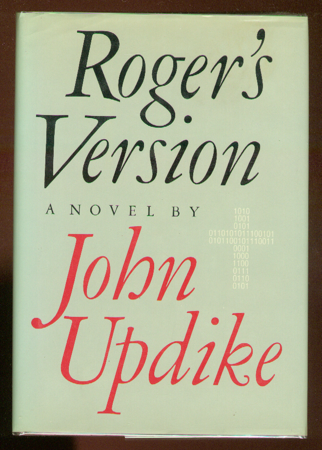 Roger's Version. John UPDIKE.
