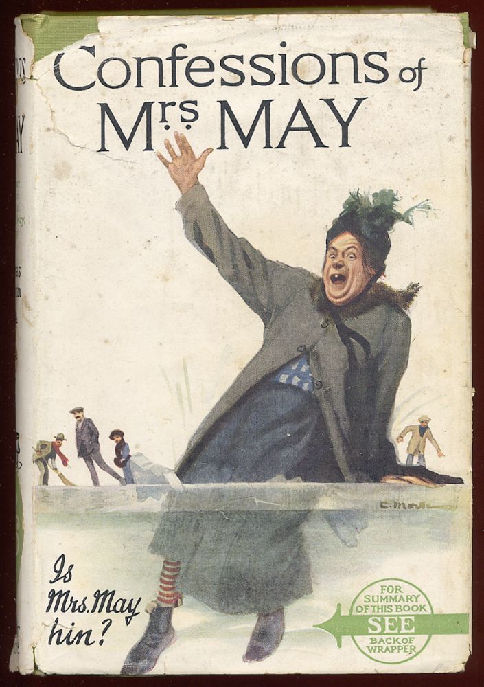 Confessions of Mrs. May. Thomas LE BRETON.
