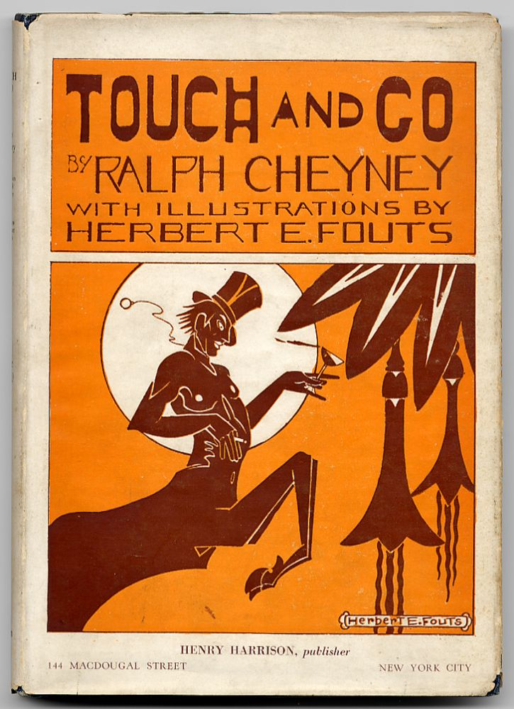 Touch and Go. Ralph CHEYNEY.