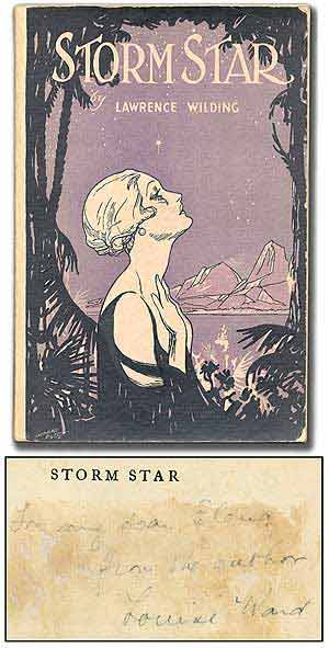 Storm Star. Lawrence WILDING, Louise Ward.