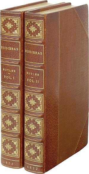 Hudibras, A Poem...With Historical, Biographical and Explanatory Notes, Selected from Grey & Other Authors. To Which Are Prefixed, A Life of the Author, and a Preliminary Discourse on the Civil War. A New Edition Embellished with Twelve Engravings. Samuel BUTLER.